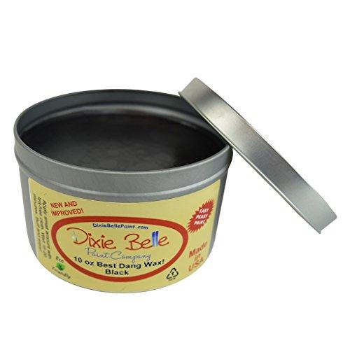 Dixie Belle Paint Company Best Dang Furniture Wax (Black) (10oz)