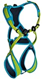 EDELRID Fraggle II Children's Full Body Climbing Harness - Oasis/Icemint 2X-Small