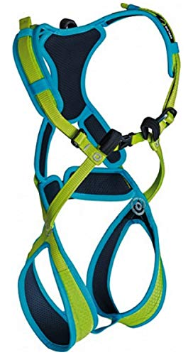 EDELRID Fraggle II Harness XXS Kinder Oasis/icemint 2020 Gurt