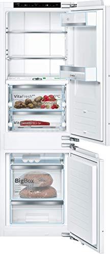 Bosch KIF86PF30 Serie 8 Einbau-Kühl-Gefrierkombination / A++ / 177, 5 cm Nischenhöhe / 232 kWh/Jahr / 156 L Kühlteil / 67 L Gefrierteil / NoFrost / VitaFresh pro