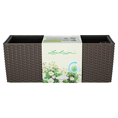 Lechuza Balconera Cottage 50 all-inkl.-Set mokka