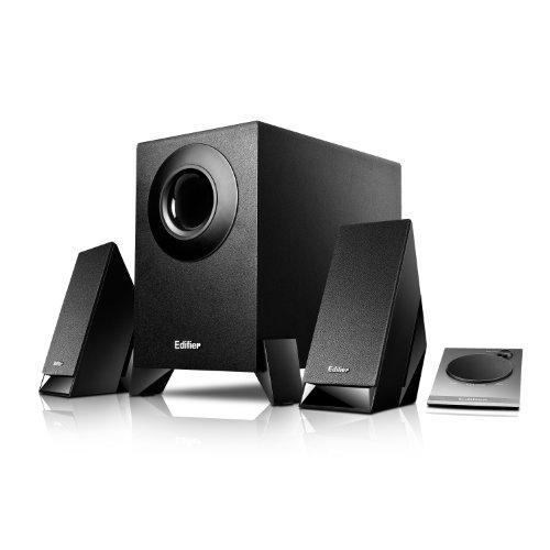 Edifier M1360 2.1 Lautsprechersystem/pc-lautsprecher mit Kabelfernbedienung