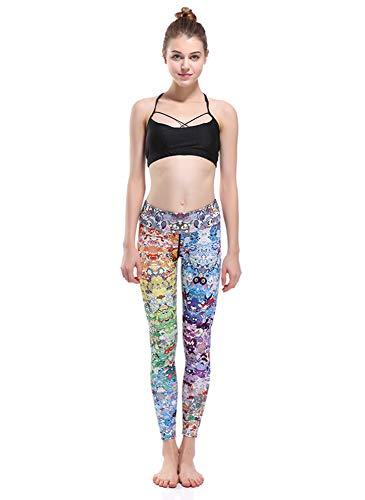 KUDALL Medias Leggings Fitness Yoga...