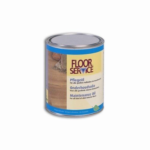 Overmat Industries B.V. 33321 Floorservice Pflegeöl 1000 ml