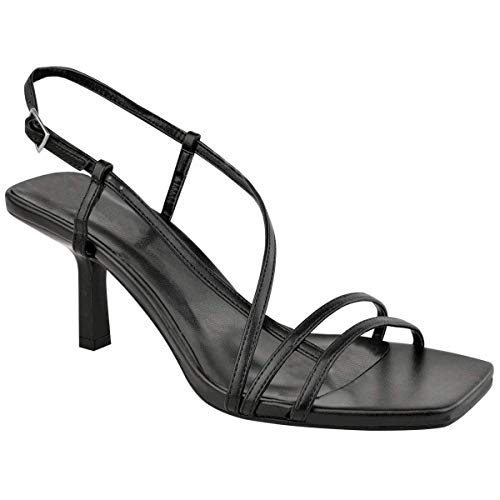 Fashion thirsty Mujer bajo Gatito Tacones Peep Toe Tiras Sandalias Boda Fiesta Zapatos Talla por Heelberry