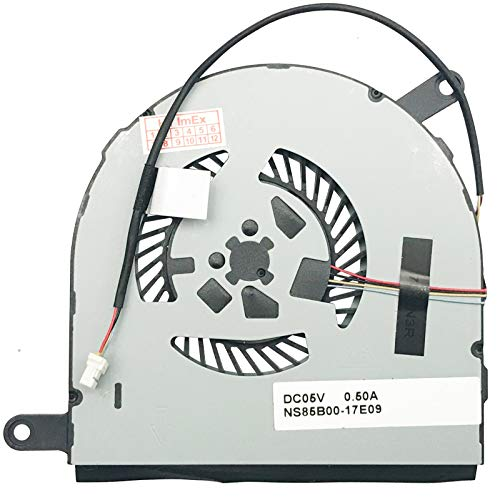 Fan Cooler Compatible with Dell Inspiron 17 7778, Inspiron 17 7779, Inspiron 17 7773