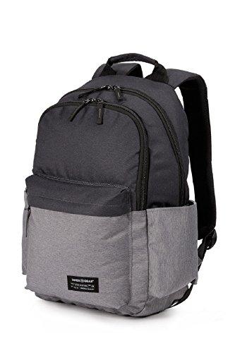 SWISSGEAR 2789 LAPTOP SCHOOL COLLEGE BACKPACK-BLACK/GRAY