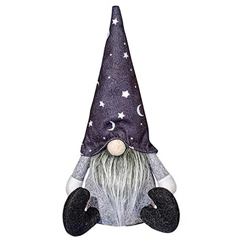 Dasongff Muñeca de Halloween, juguete dulce Gnome, adorno para la muñeca sin cara, muñeca de enano, goblin, decoración para vacaciones, fiestas, decoración para el hogar