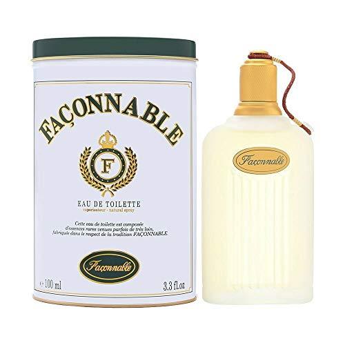 Faconnable Eau de Toilette pour Homme, 100 ml