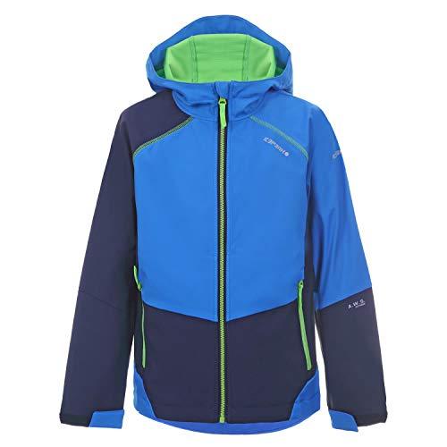 Icepeak Jungen KORBACH JR Softshell Jacke, blau, 176