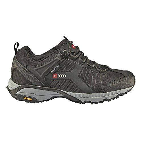 +8000 Zapatillas Tesas 17I Zapatos de Senderismo (45 EU)