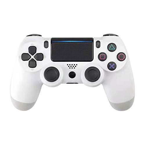 Yicare Wireless-Game-Controller Controller PS4 Original PS4 Wireless Controller drahtlose Bluetooth-Game-Controller mit Zwei Vibrations 6-Achsen-und Ladekabel, geeignet für die PC-Host PS4