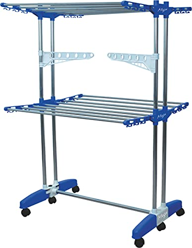 Mega Stainless Portable Cloth Drying Stand