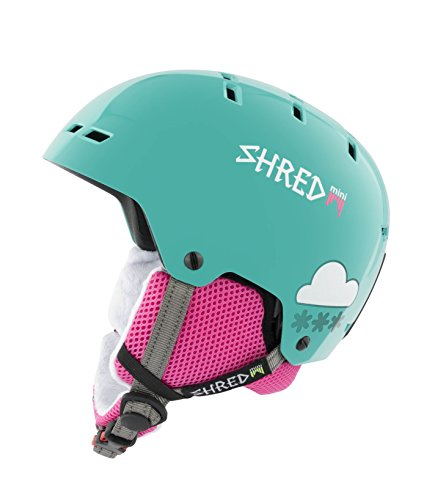 Shred Kinder Helm Slam-Cap Base Snowboard Helmet Youth Youth