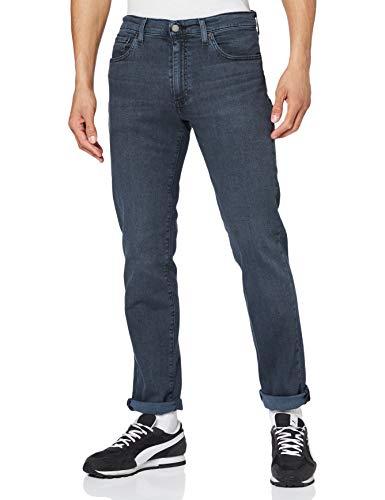 Levi's 511 Slim Jeans, Richmond Blue Black Od ADV, 38W / 30L Uomo