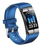 Smart Watch Inteligente Pantalla Táctil Impermeable Pulsera Llamada Deporte Reloj Bluetooth Cuidar la Salud de los Ancianos.1.3 Alerta de Llamada de monitoreo del sueño