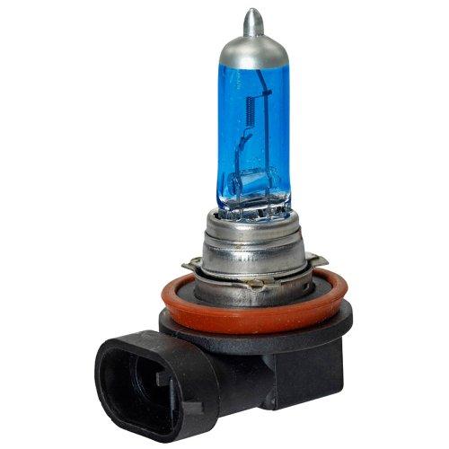 Ampoules Halogène SuperWhite Bleu H11 55W/12V/4800K, Set de 2 pièces (E4)