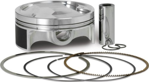 Vertex New Replica Forged Piston Kit Compatible with/Replacement for Honda CRF 150 R (07-09) 23302B