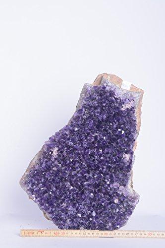 Ametista Drusa, ametista, Drusa, Amethyst Pietra, Minerali, qualità A, am00565