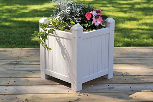 Picket Fence Planter - 3