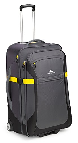 High Sierra Sportour Wheeled Upright Luggage, Mercury Sunflower, 22-Inch