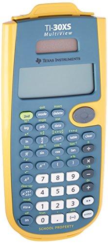 Texas Instruments TI-30XS MultiView Teacher Kit Pack, Yellow