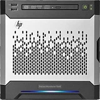 日本ヒューレットパッカード MicroServer Gen8 Xeon E3-1220L v2 2.30GHz 1P/2C 4GBメモリ ディスクレス ノンホッ 819187-291