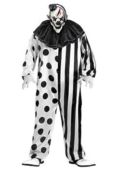 FunWorld Killer Clown Complete Black/White One Size
