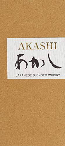 Akashi White Oak Whiskey - 5