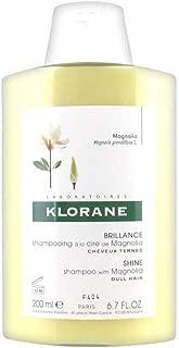 Klorane Shine Enhancing Shampoo with Magnolia for Dry, Dull Hair, Paraben, SLS Free