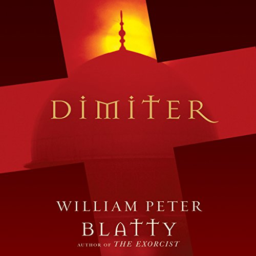 Dimiter audiobook cover art