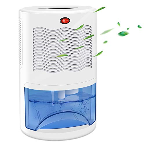 COSVII Small Dehumidifier for Home with 2000ml...