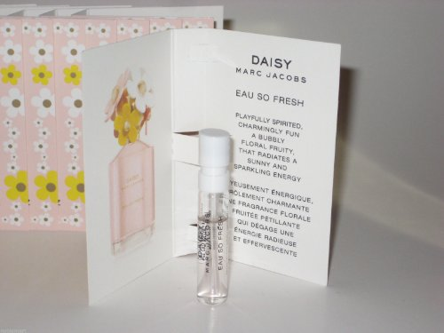 Marc Jacobs Daisy EDT Eau So Fresh Women Vial Spray 0.04 oz/1.2 Ml
