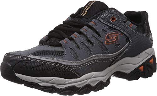 Skechers 男式记忆泡沫休闲运动鞋