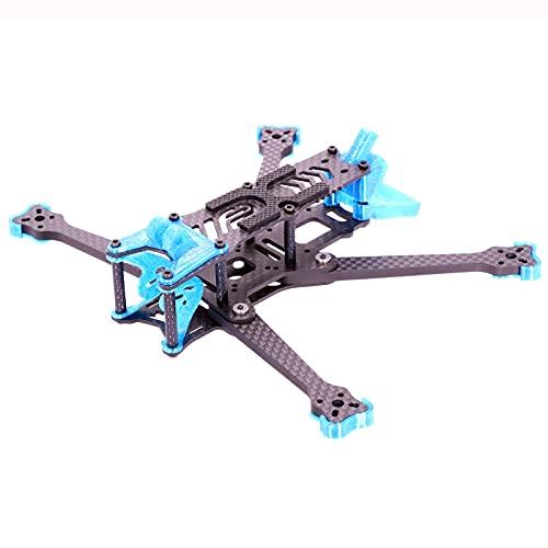 DingPeng A Lungo Raggio 4. Lr4. Ultraleggero FPV. Kit Telaio Drone. FPV. Freestyle da Corsa Adatto for Caddx Vista 1106 1204 1306 1408 1507 Il Motore FPV Racing Drone Quadcopter Accessori Ricambi