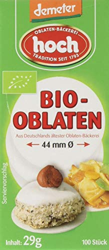 Oblaten-Bäckerei hoch, 16er Pack (16 x 29 g)