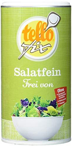 tellofix Salatfein classic Frei von, 1er Pack (1 x 260 g Packung)