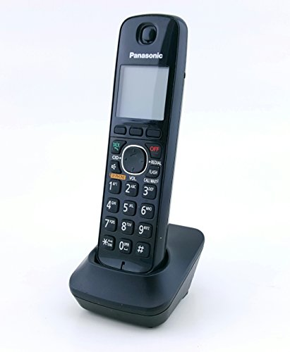 Panasonic KX-TGA660B Accessory Replacement Handset With Charger, No batteries