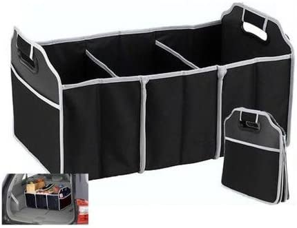 A surprise price is realized Trunk List price Organizer Collapsible Folding Caddy Truck Car Auto Storage