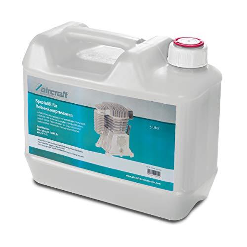 Airkraft–Spezialöl für Kompressoren 5L