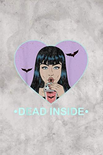 I'm Dead Inside Vampire Girl Pastel Goth ' Yami Kawaii Debt
