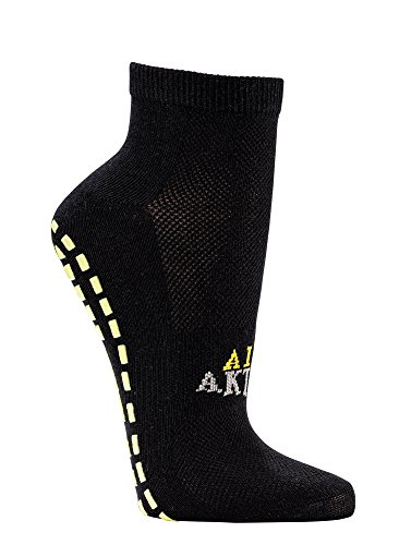 ch-home-design Sneakers Sport & Funktionssocken ''FIT SOX'' Jump Socks Extrastarker ABS-Druck (39-42(ABS-.Druck Gelb))