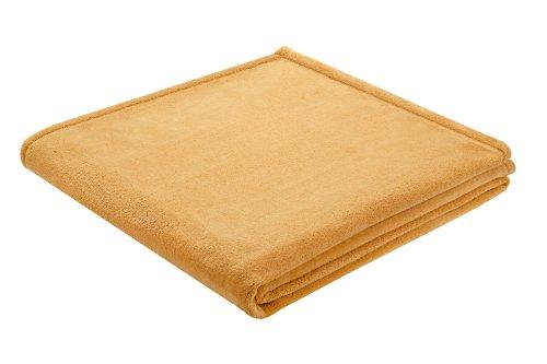 biederlack bocasa by 257675 biederlackborbo 50227 King-Fleece Kamel Circa 150 x 200 cm 100% Polyester