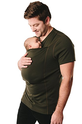 Lalabu Dad Shirt (Medium, Serene Green)
