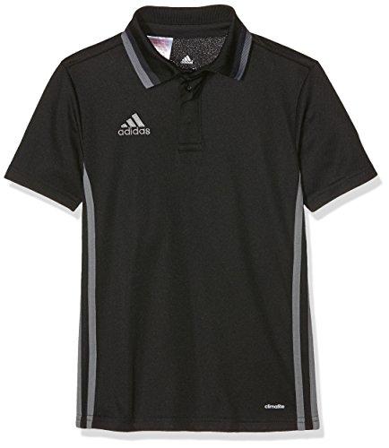 adidas Poloshirt Condivo 16 CL Polo, niños, Negro (grivis), 128