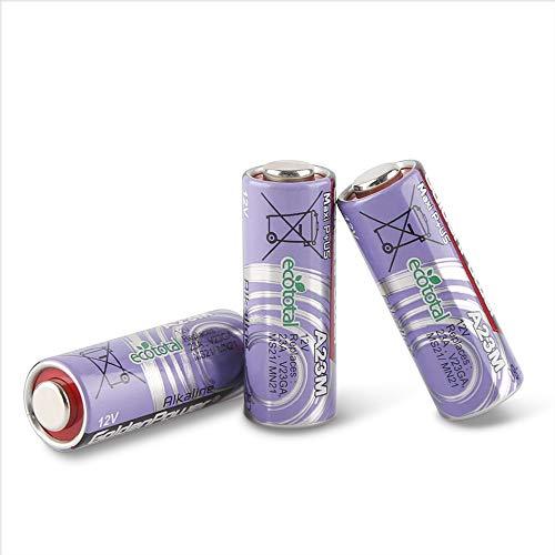 Batterien, A23, 12 V, 5 Stück