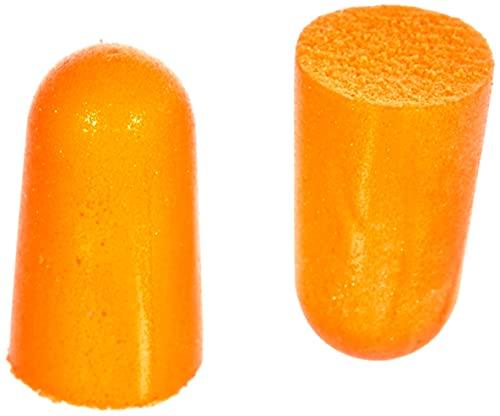 3M 1100C4 Tapones para los oídos con caja de almacenamiento, Pack of 4 x 2 unidades (8 unidades)