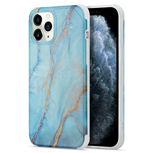 for Xiaomi Redmi Note 9S/9 Pro/9 Pro Max Case, Glitter Bling Plating Splice Marble Design Slim Fit Soft TPU Phone Case Shockproof Silicone Anti-Scratch Rubber Bumper Protective Back Cover LD8