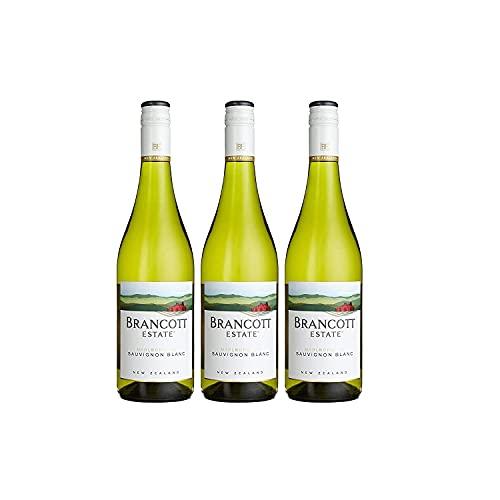 Brancott Estate Sauvignon Blanc Weißwein Wein trocken Neuseeland (3 Flaschen)