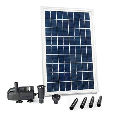 Ubbink SolarMax 600 Set mit Solarmodul + Pumpe Teichpumpe Wasserpumpe 351181